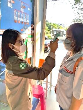 TFP GROUP ได้เตรียมความพร้อมรองรับสถานการณ์ที่เกิดขึ้นเพื่อลดการแพร่ระบาดของโรคติดเชื้อไวรัสโคโรนา (โควิด-19)